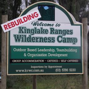 Colin and the Kinglake Ranges Wilderness Camp