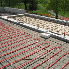 Green Building Guide - Heating and Cooling - Hydronic Heatting