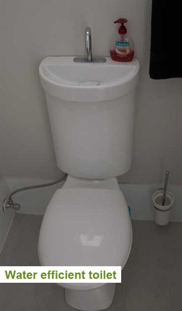 Toilet-captioned